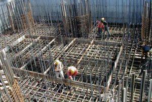Применение арматуры в строительстве