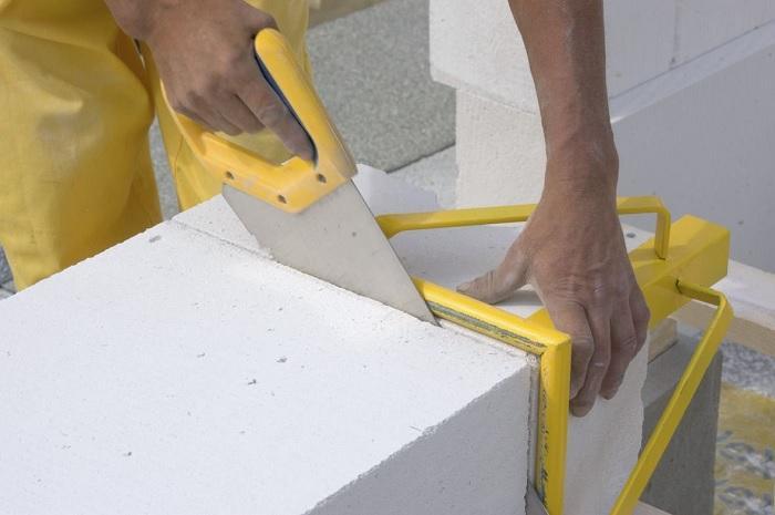 Сфера применения пенобетонных блоков и их достоинства