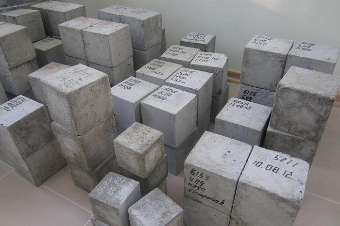 Что такое марка бетона и как она определяется