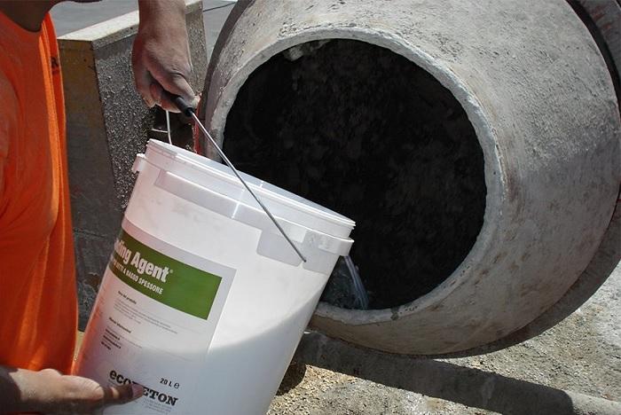 Смешивание бетонной смеси – передовые компоненты и методы смешивания