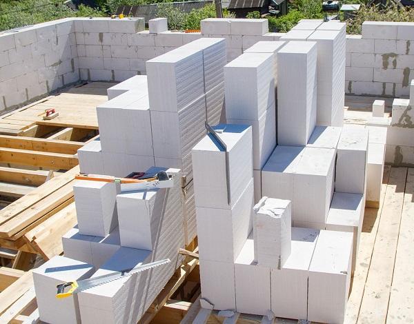 Строительные блоки и их самые часто встречающиеся модификации