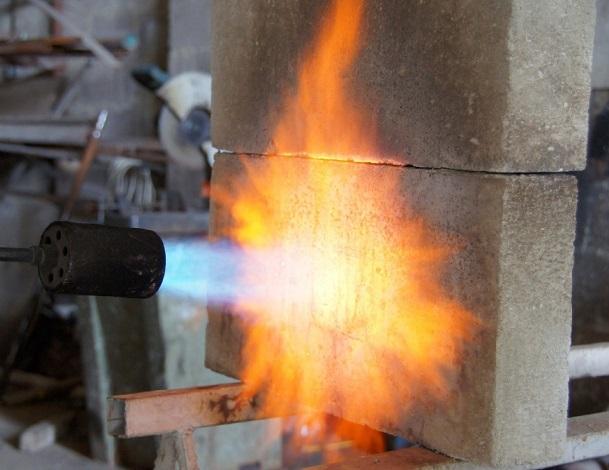 огнестойкость бетона