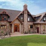 Строительство загородных домов из камня