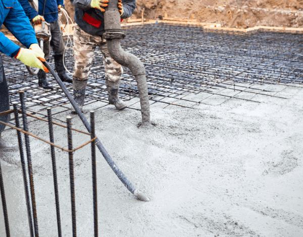 бетон водостойкий