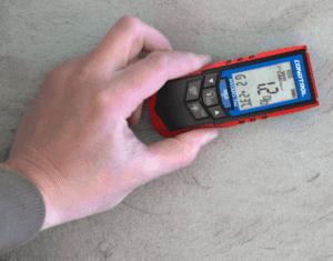 Обеспечение качества бетона и строительных растворов с помощью мгновенного влагомера